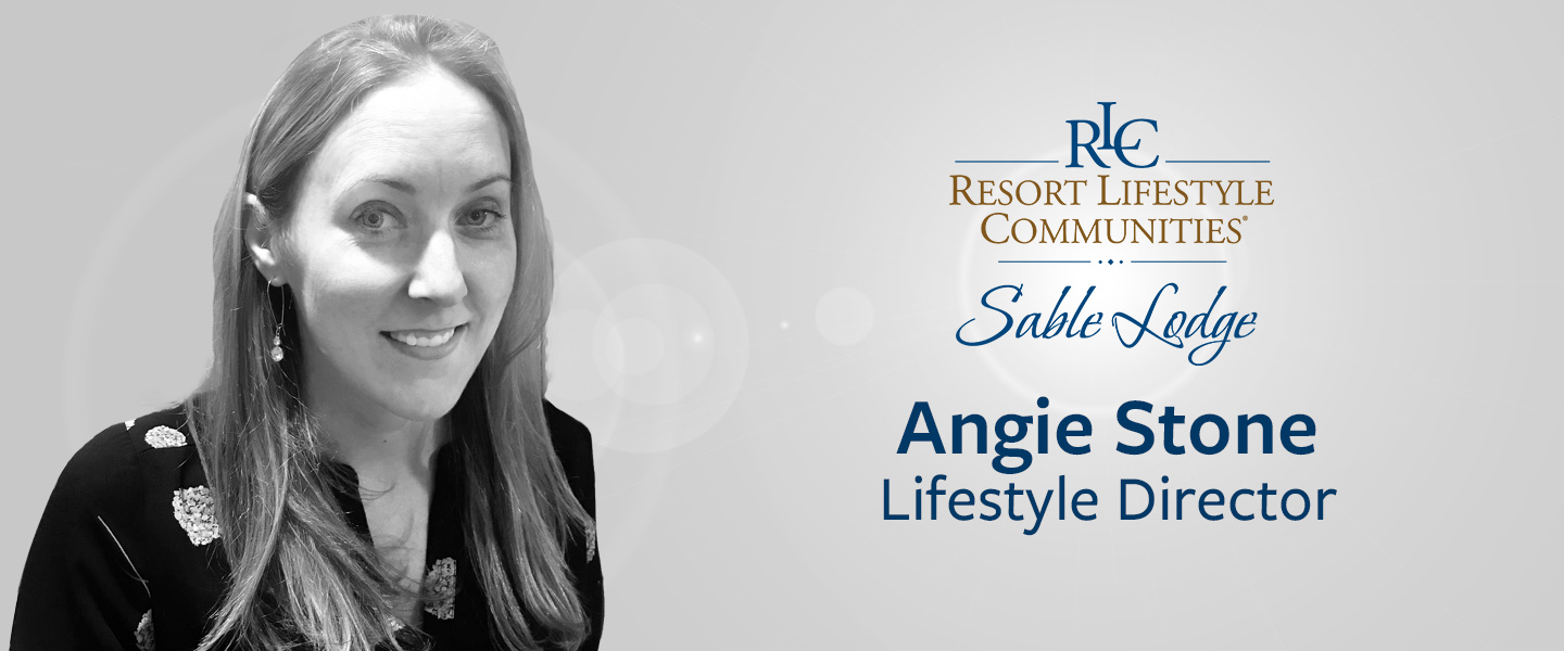 Angie Stone is the Lifestyle Director for Sable Lodge in South Portland, Maine.