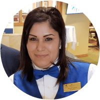 Araceli Garcia is a Server at Reflection Ridge in Wichita, Kansas.
