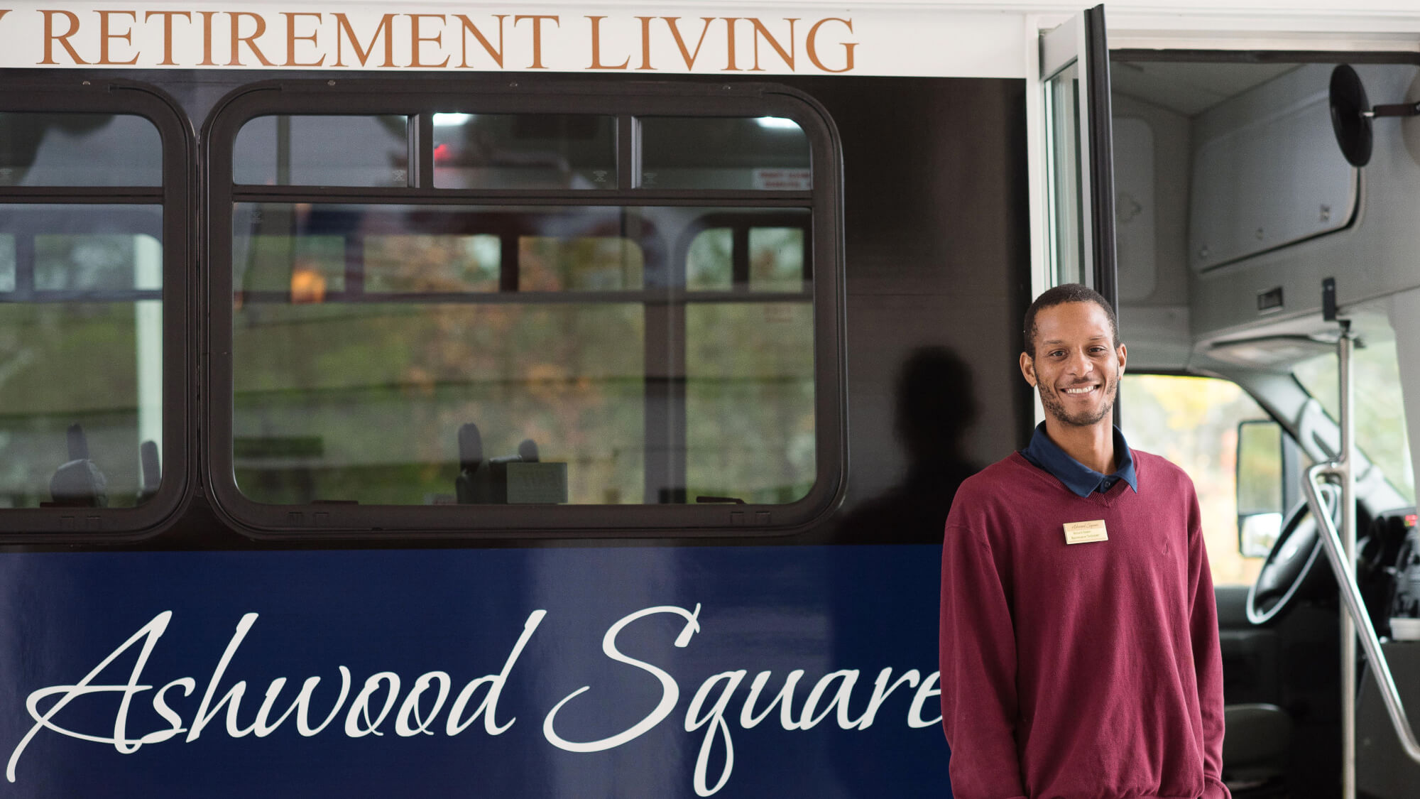 Ashwood Square offers free scheduled transportation