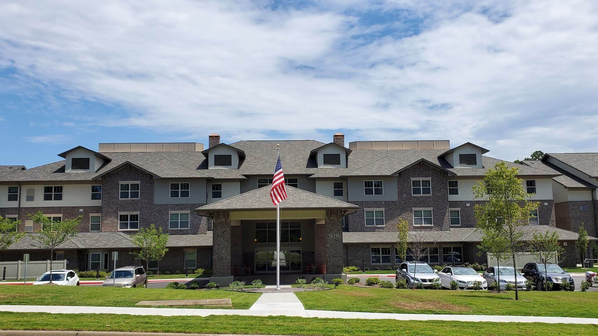 Exterior photo of Chenal Pines in Little Rock, Arkansas