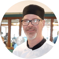 Chris Weldon is a Chef at Stone Oak in Hilliard, Ohio.