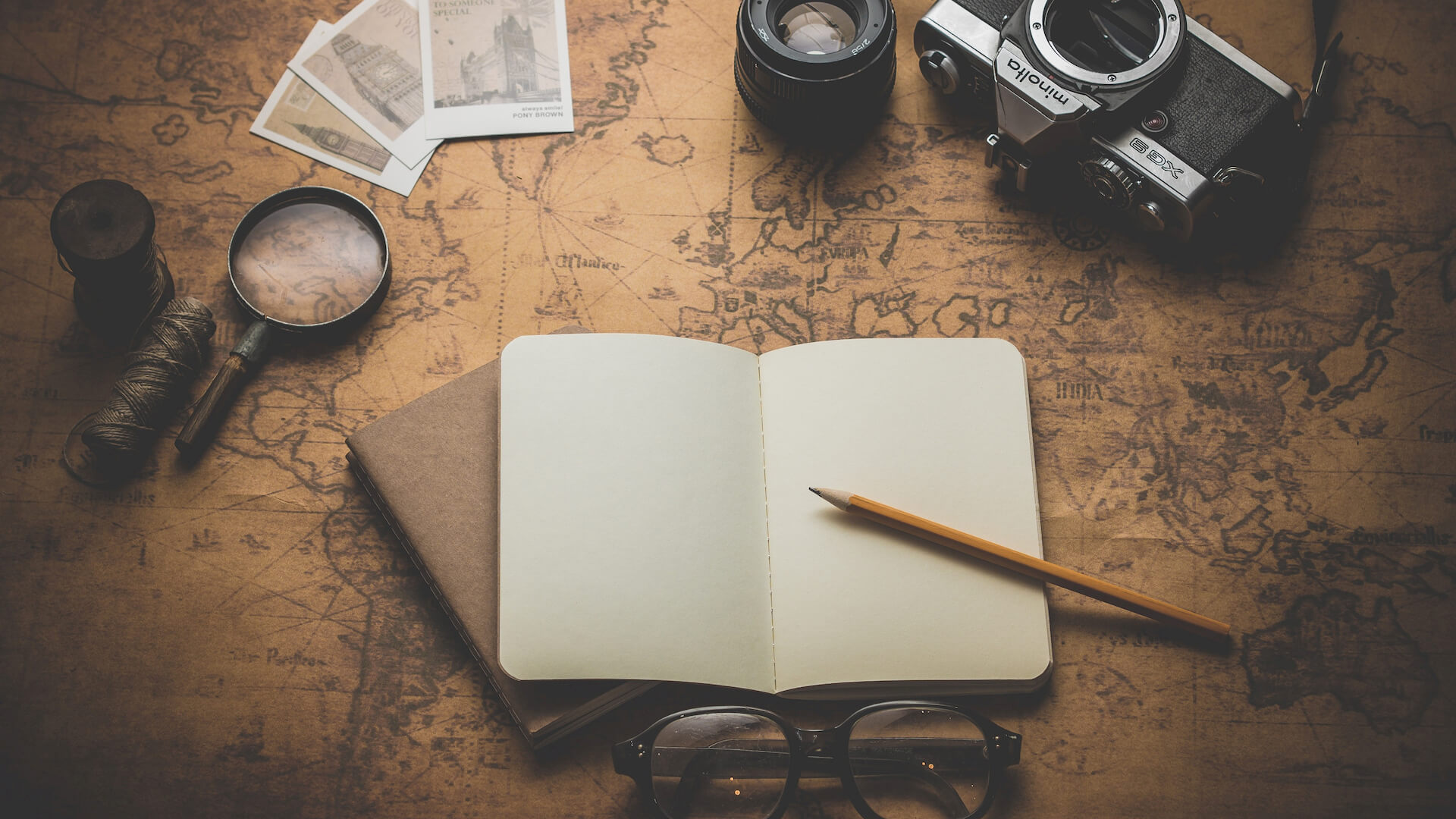 How to Armchair Travel to Exciting Destinations