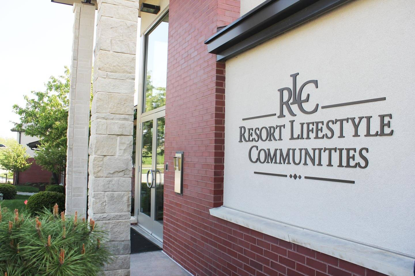 Welcome to Resort Lifestyle Communities! Our allinclusive independent living communities are developed exclusively for adults aged 55 and over.