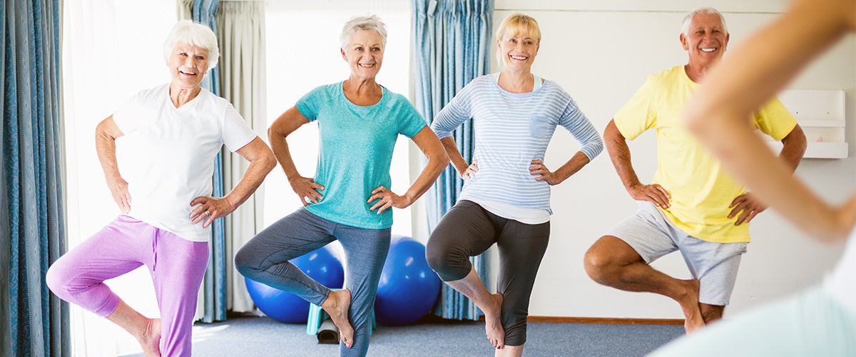 Finding balance can be incredibly beneficial! We recently interviewed a specialist at @BAYADAhomehealthcareearn about physical balance and how it impacts our daily lives (especially for seniors). We also picked up a few helpful exercises. It's all outlined on the blog for you to learn and try!