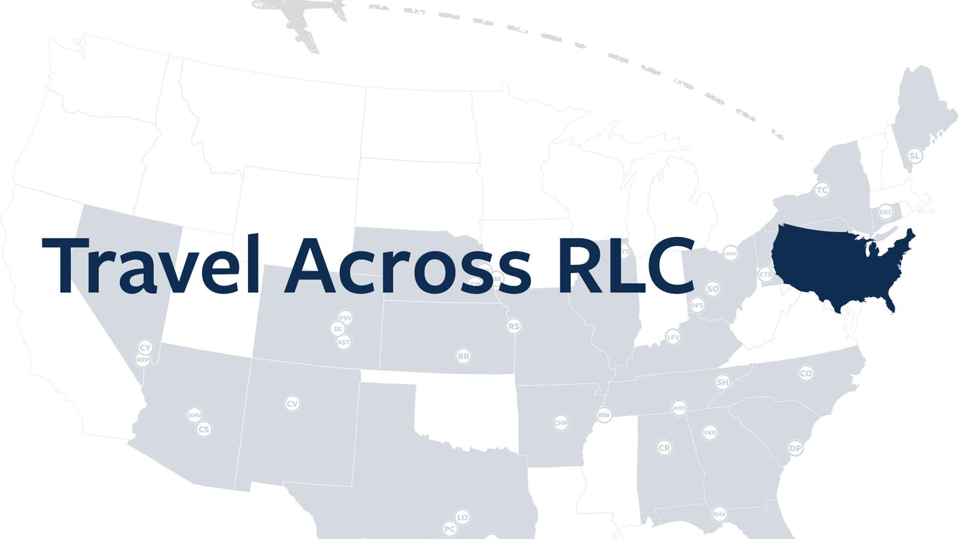 Travel Across RLC