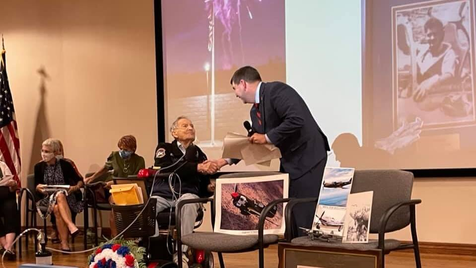 SENATOR MANNION NAMES WWII AIRMAN AND LONGTIME CENTRAL NY PHYSICIAN DR. PAUL STOBNICKE AS THE 2021 NYS SENATE VETERAN OF THE YEAR AND INDUCTEE INTO THE NYS SENATE VETERANS' HALL OF FAME