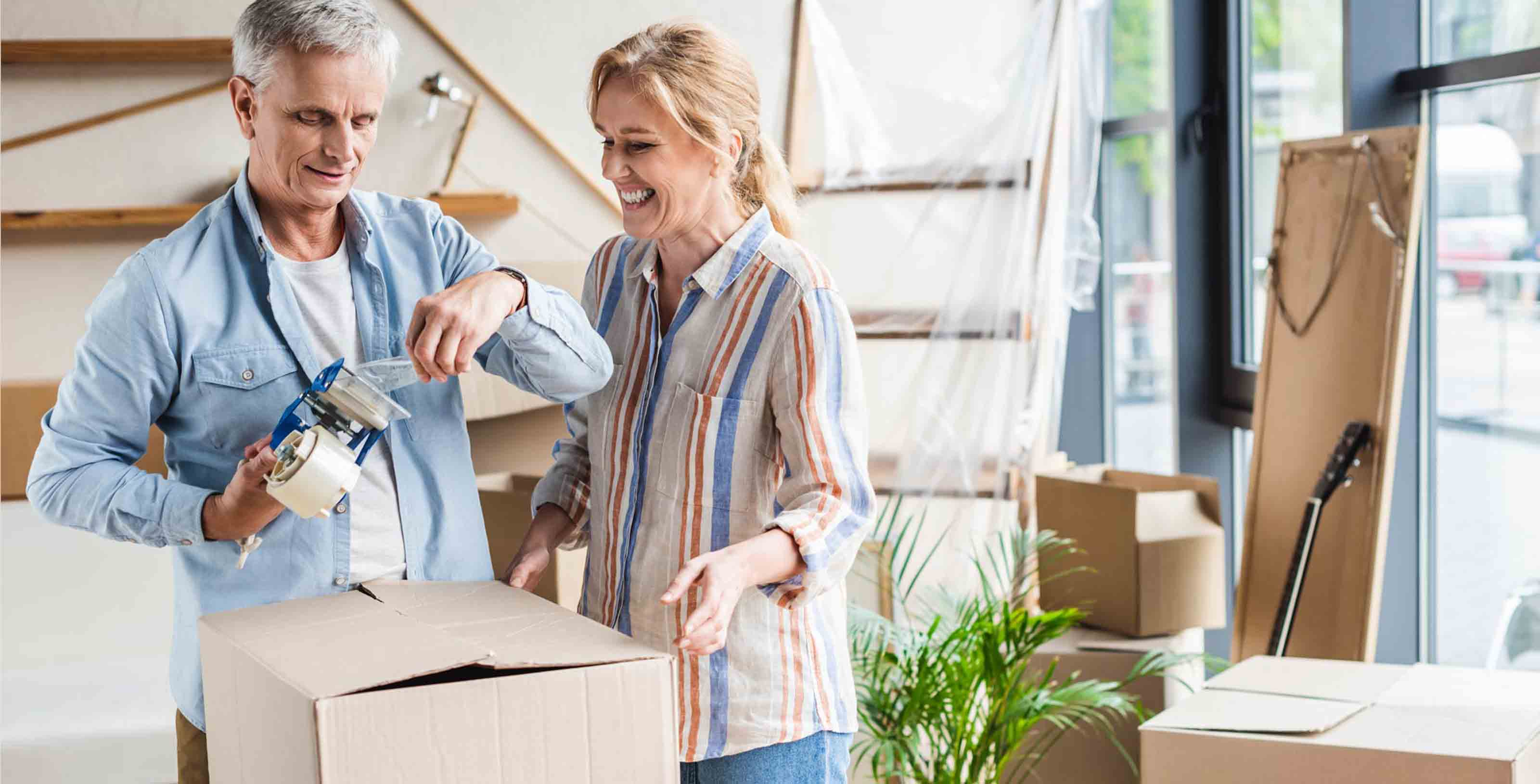 A senior-friendly guide to downsizing