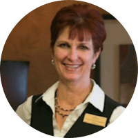 Stacy Despommier is the Lead Concierge at Reflection Ridge in Wichita, Kansas.